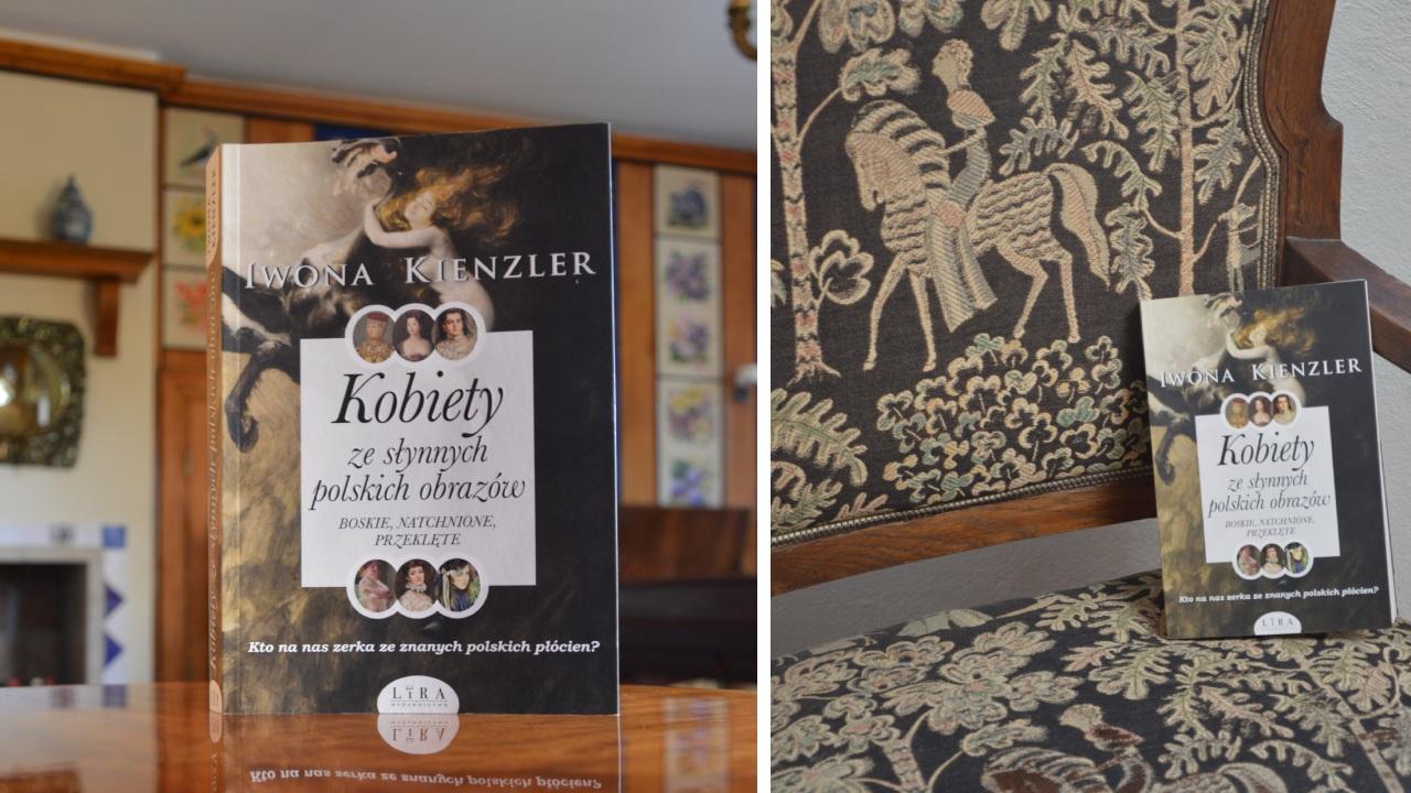 """Recenzja: """"Kobiety zesłynnych polskich obrazów"""" I. Kienzler"""