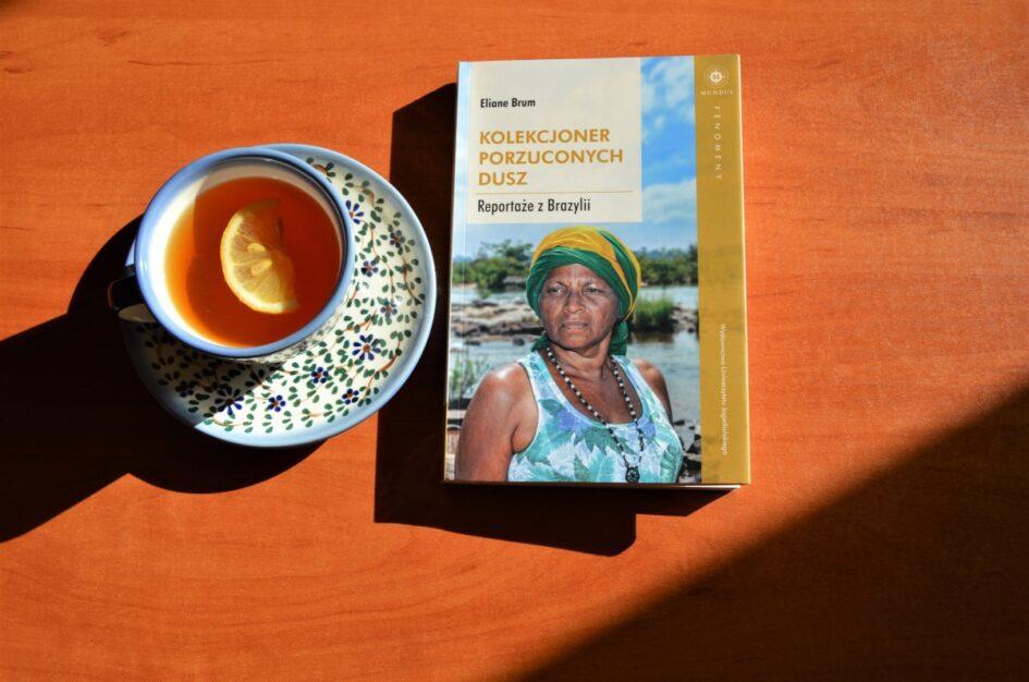 """Recenzja: """"Kolekcjoner porzuconych dusz. Reportaże z Brazylii"""" Eliane Brum"""