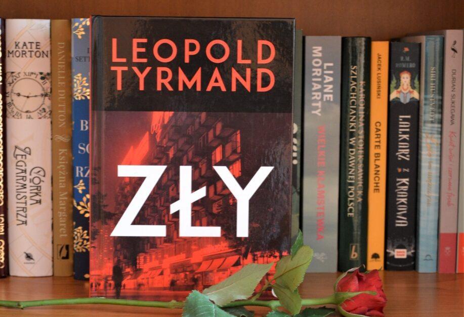 """""""Zły"""" Leopold Tyrmand"""