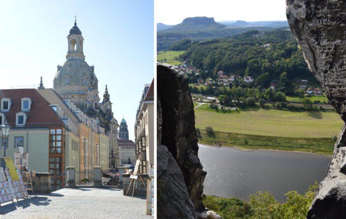 Saksonia: atrakcje królewskiej krainy