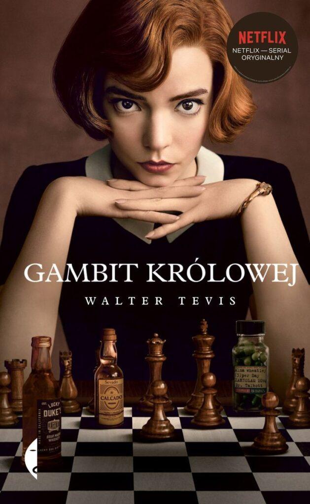 """""""Gambit królowej"""" Waltera Tevisa"""