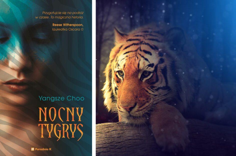 """Recenzja: """"Nocny tygrys"""" Yangsze Choo"""