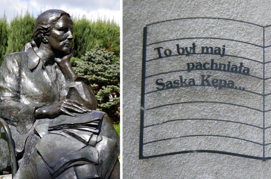 Agnieszka Osiecka poetka