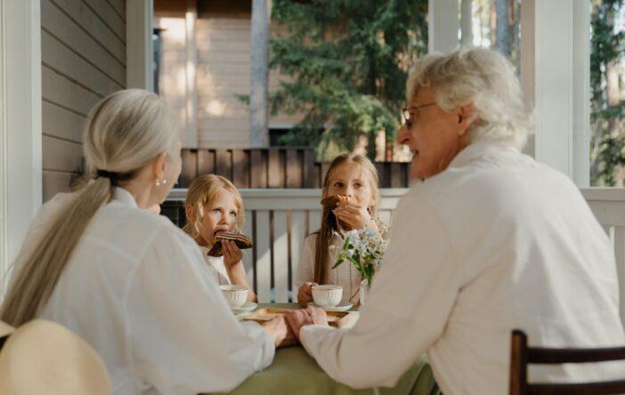 dzień babci i dziadka 2021