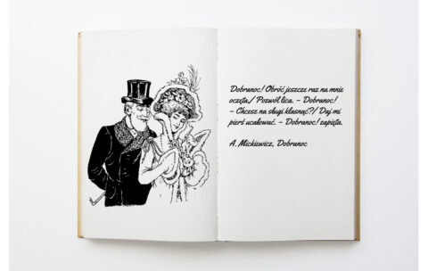 Erotyzm w romantyzmie. Mickiewicz, Słowacki i Krasiński