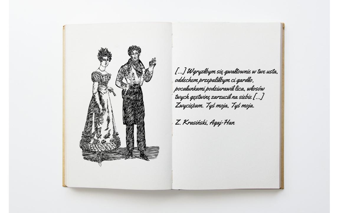 erotyzm wromantyzmie polskim, Mickiewicz, Słowacki iKrasiński