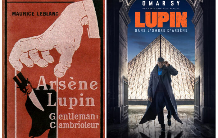 Arsène Lupin książka