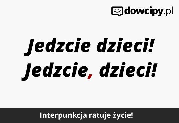 Żarty polonistyczne – dowcipy językowe, szkolne iinne