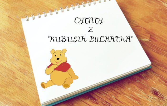 """Cytaty z """"Kubusia Puchatka"""""""