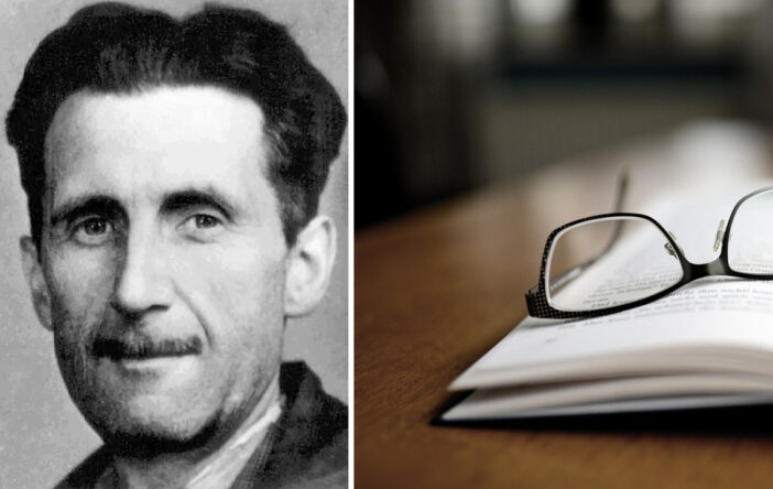 George Orwell – cytaty z książek i innych tekstów autora