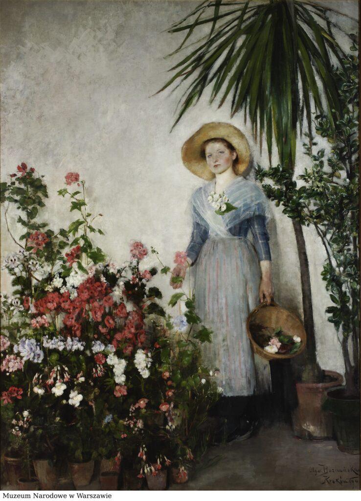 Motyw ogrodu wliteraturze