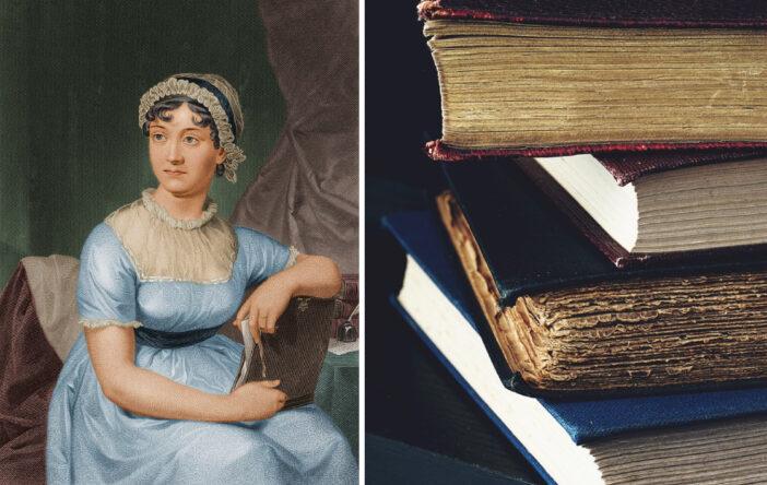 Cytaty z książek Jane Austen