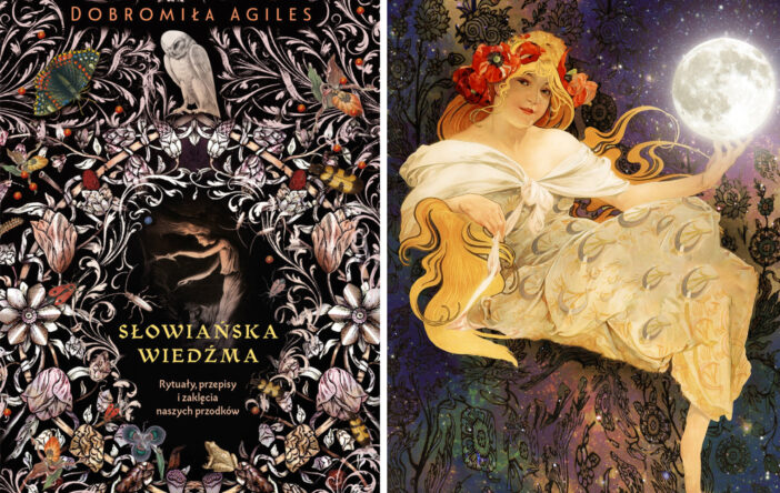 """Recenzja: """"Słowiańska wiedźma"""" D. Agiles"""