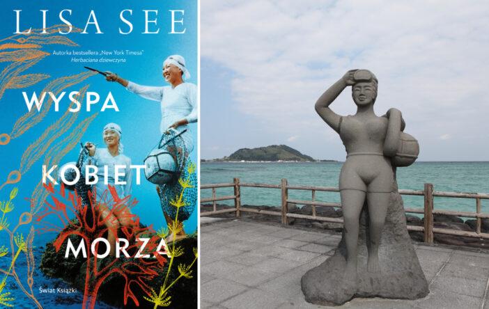 "Recenzja: ""Wyspa kobiet morza"" L. See"