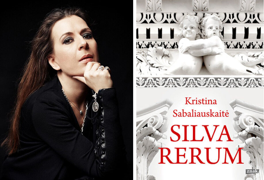 Kristina Sabaliauskaite wyróżniona polsko-litewską nagrodą