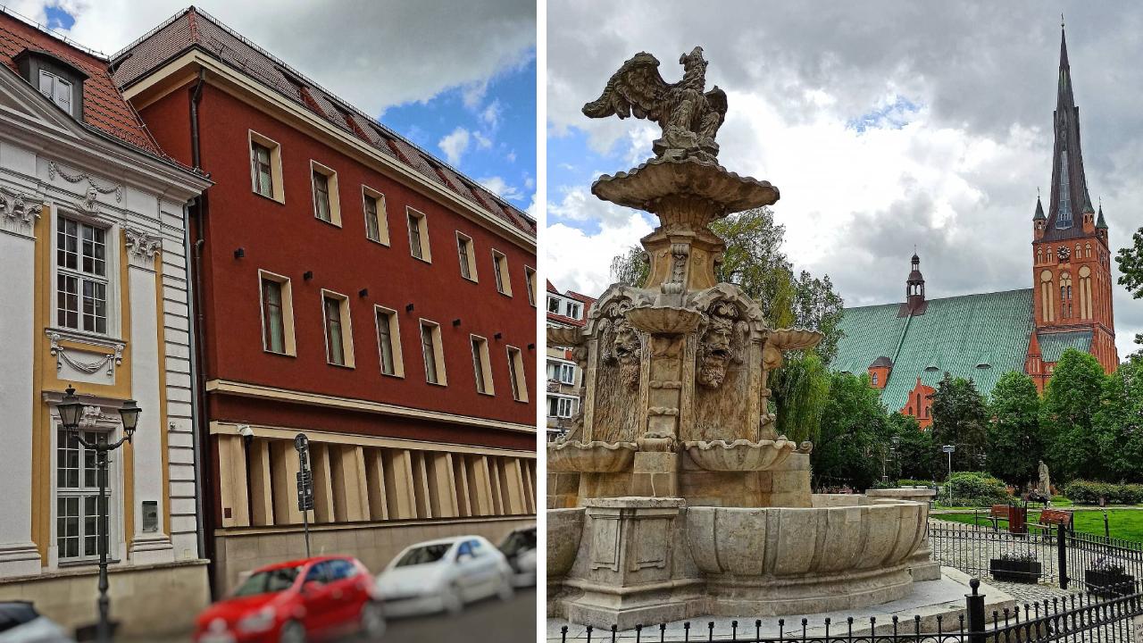 Stare Miasto Szczecin