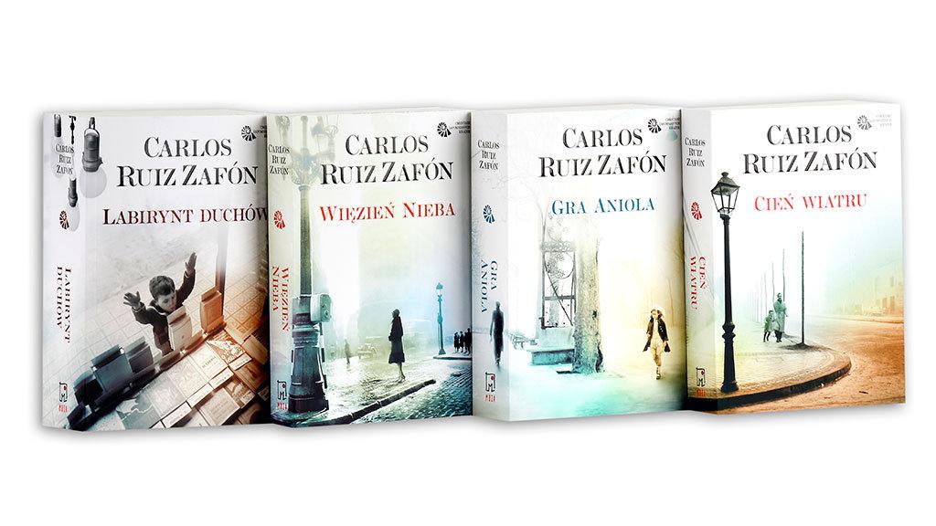 Carlos Ruiz Zafón cytaty zksiążek