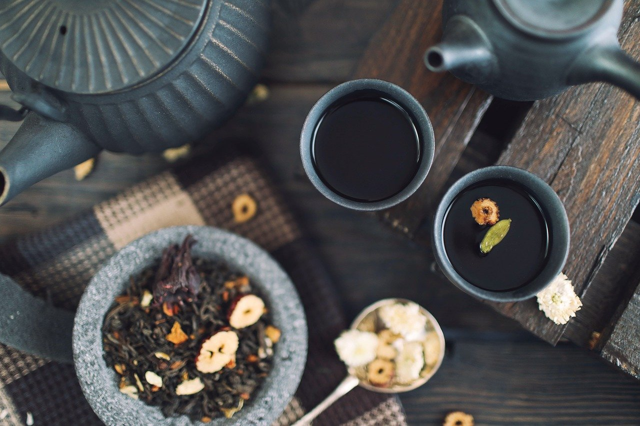 Herbata myśli