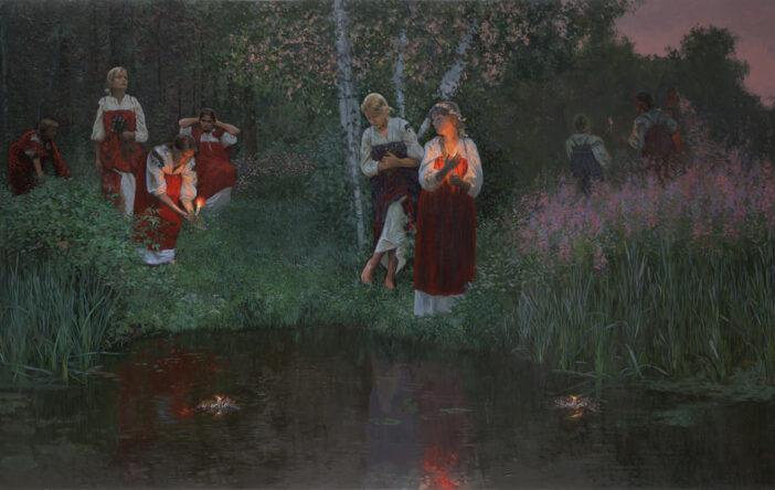 Noc Kupały: zaślubiny ognia i wody