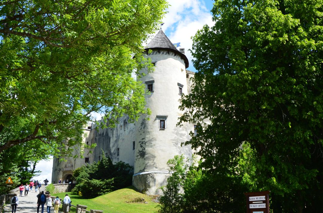 Niedzica Zamek zwiedzanie