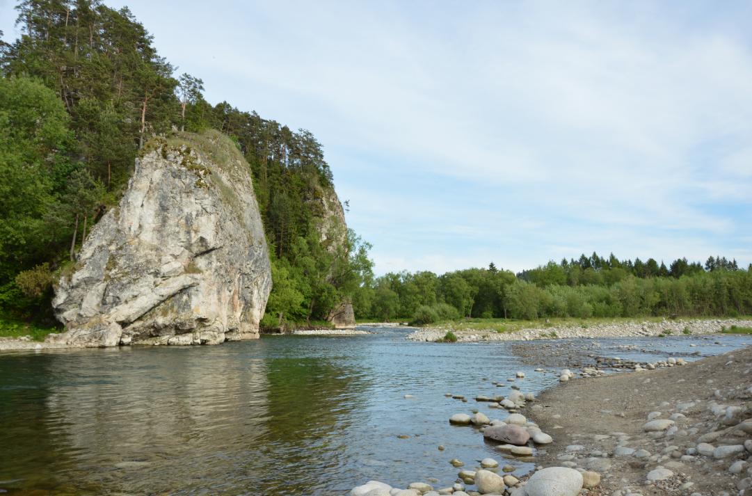 Rezerwat przyrody Przełom Białki podKrempachami