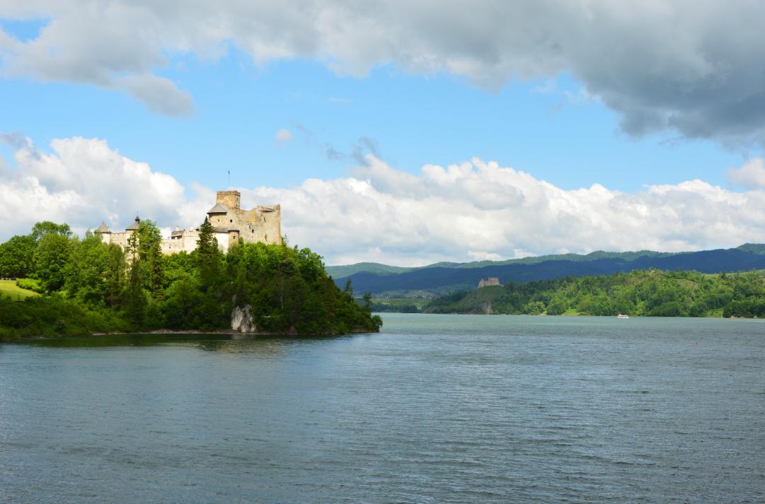 Zamek wNiedzicy