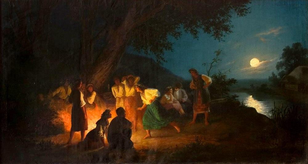 Noc świętojańska tradycje