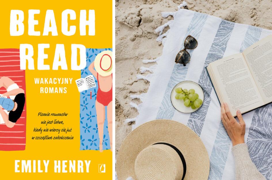 """Beach Read"" E. Henry"