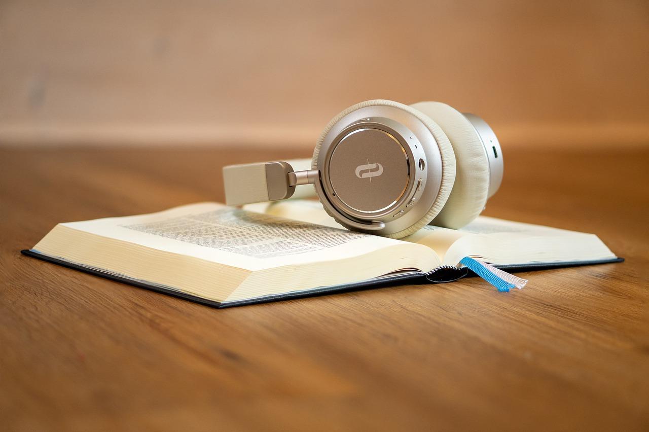książki dosłuchania