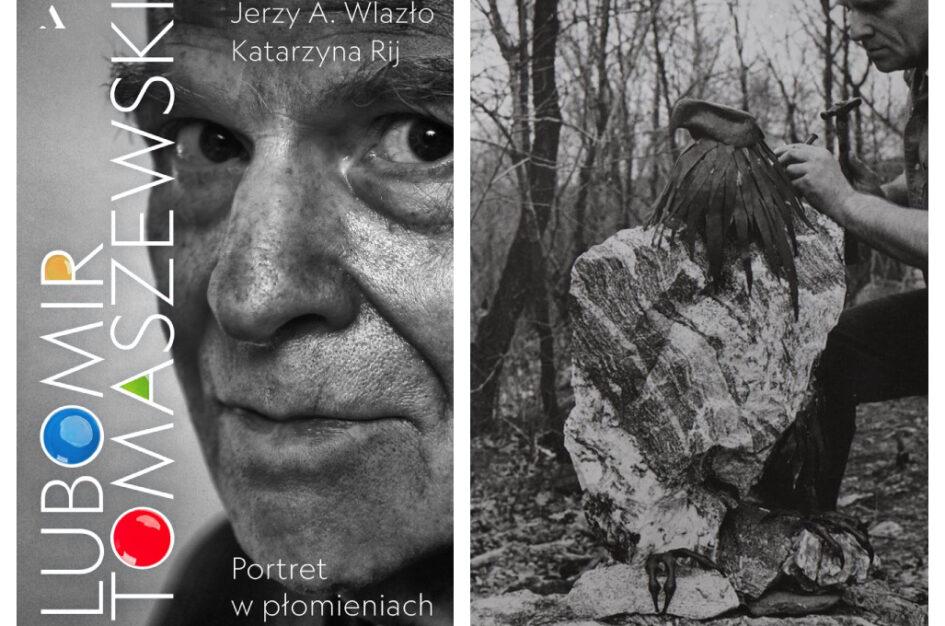 """Recenzja: """"Lubomir Tomaszewski. Portret w płomieniach"""" K. Rij, J.A. Wlazło"""