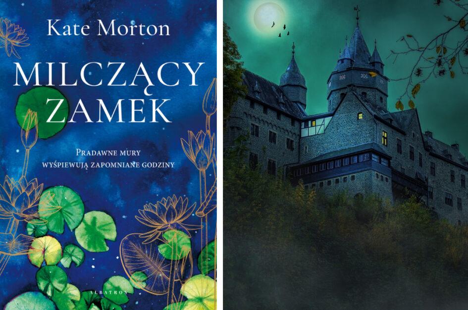 """Recenzja: """"Milczący zamek"""" Kate Morton"""