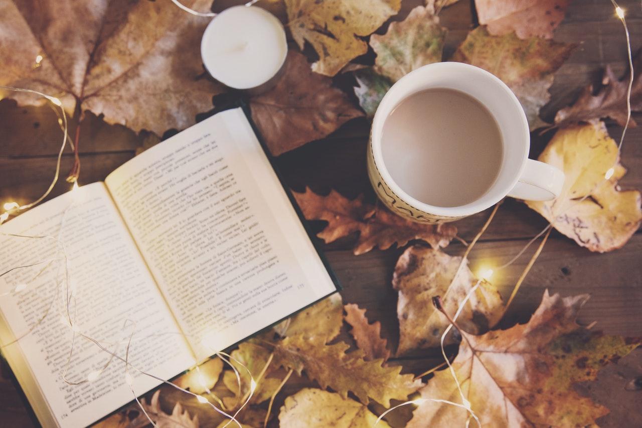 książki najesienne wieczory