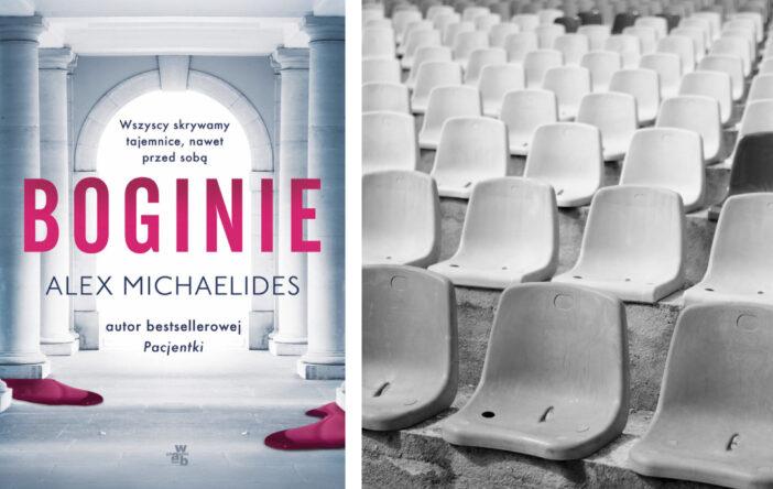 """Recenzja: """"Boginie"""" Alex Michaelides"""
