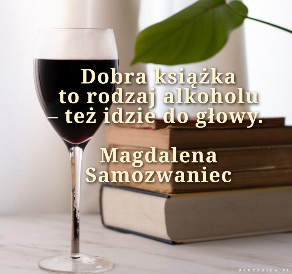 Cytaty zachęcające doczytania książek